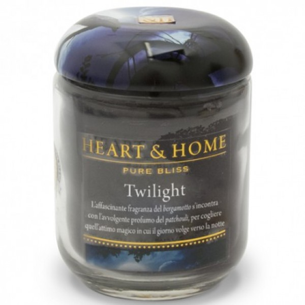 HEART&HOME TWILIGHT LARGE CANDLE
